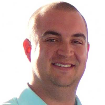 Portrait of Dustin Andrews