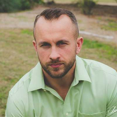 Portrait of Ryan Antonovich