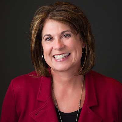 Portrait of Dawn Baker