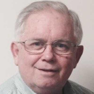 Portrait of Gene Barlow