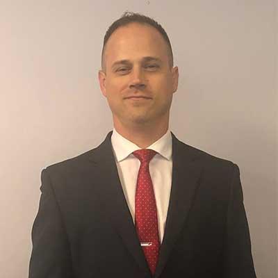 Portrait of Brian Beilstein