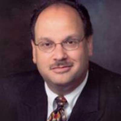Portrait of Michael Belsham