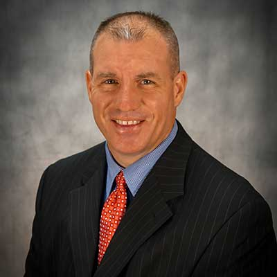 Portrait of Shawn Bowling