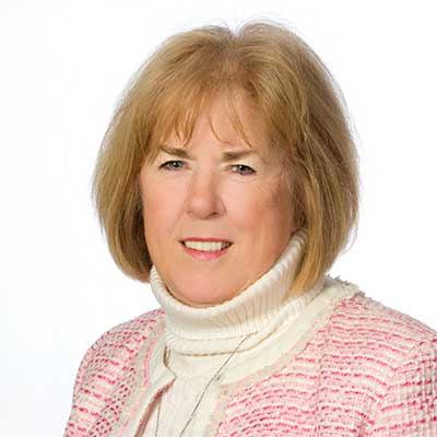Portrait of Sallie Burke