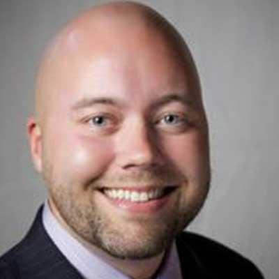 Portrait of Travis Chandler
