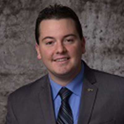 Portrait of Sean Doucette