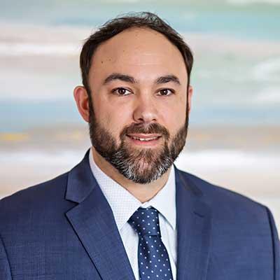 Portrait of Gregg Freiermuth