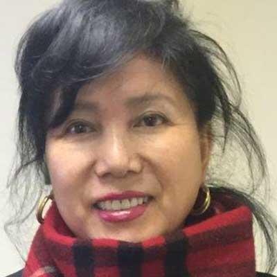 Portrait of Kay Lee