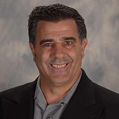 Portrait of Michael Maccagnano