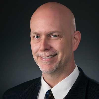 Portrait of Mark Petersen