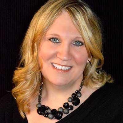 Portrait of Tina Ripple