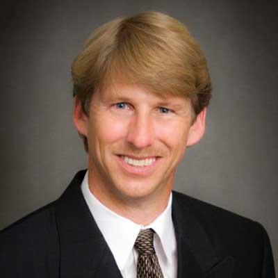 Portrait of Blake Thorson