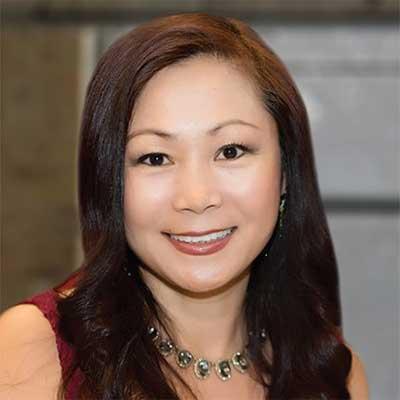 Portrait of Victoria Wang