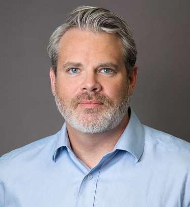 Portrait of Lance Obermeyer