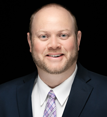 Portrait of Kevin Shea