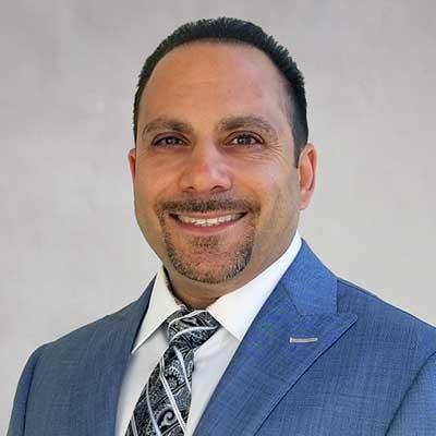 Portrait of Berj Arakelian