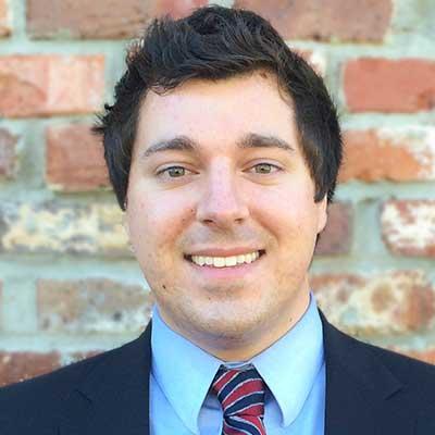 Portrait of Alex Carriker