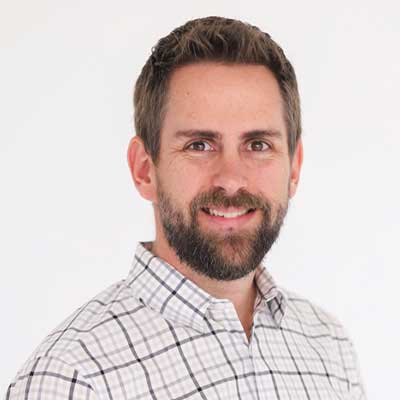 Portrait of Scott Crawford