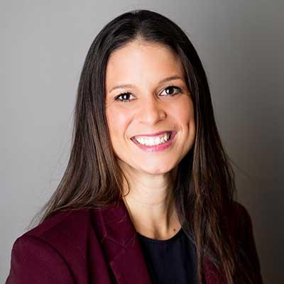 Portrait of Jessica Ellison
