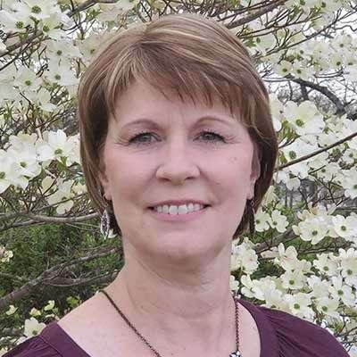 Portrait of Theresa Gehlken