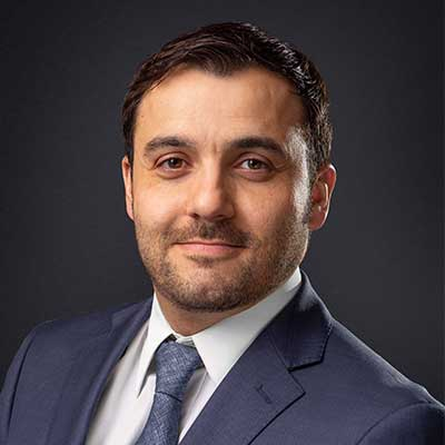 Portrait of Hassan Elbard