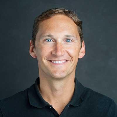 Portrait of Cory Mcdaniel