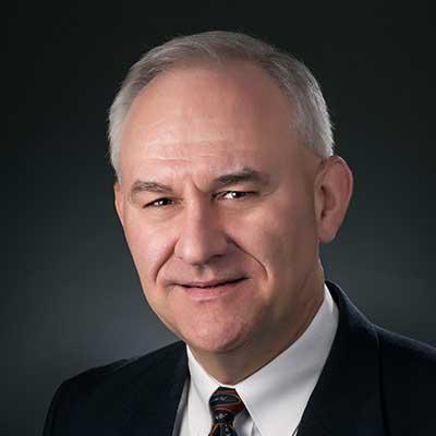 Portrait of Herb Mielke