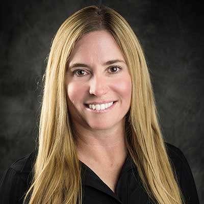 Portrait of Kathy Studer