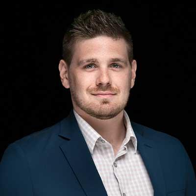 Portrait of Connor Templeton