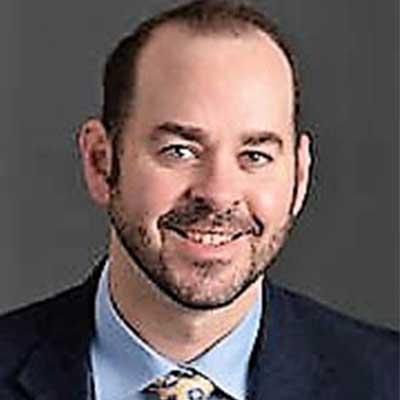 Portrait of Adam Trimble