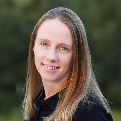 Portrait of Kristi Wade