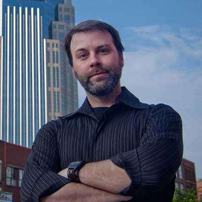 Portrait of Chris Williams