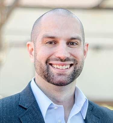 Portrait of Michael DeBacker