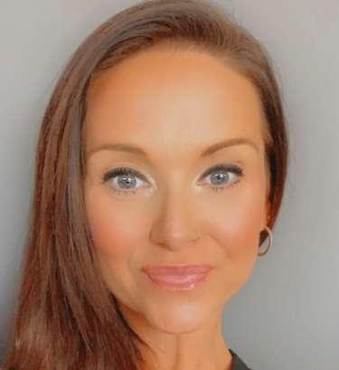 Portrait of Kristen Koronich