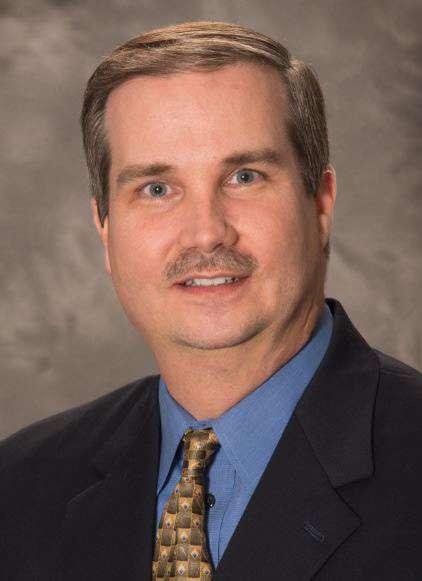 Portrait of Randy DeLay