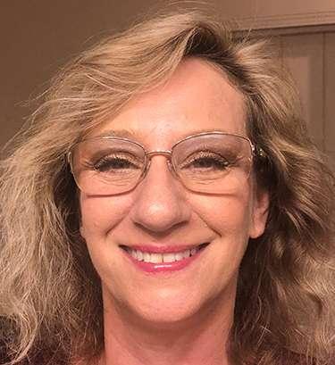 Portrait of Melissa Starbird-Long