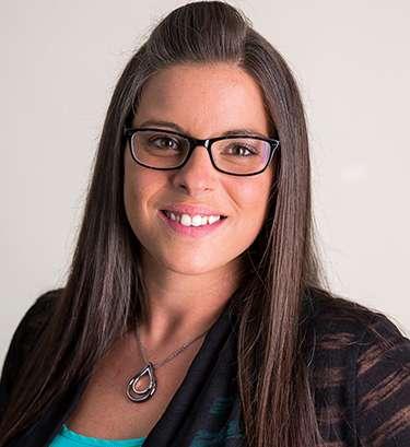 Portrait of Kristen Harms