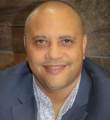 Portrait of Derek Jackson