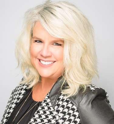Portrait of Carrie Mertensmeyer