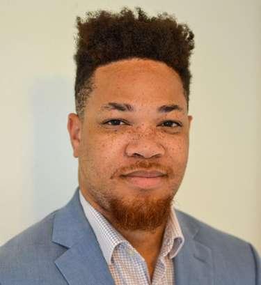 Portrait of Keon Parker