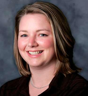 Portrait of Amy Wulf