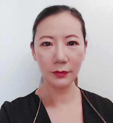 Portrait of Fang Fang