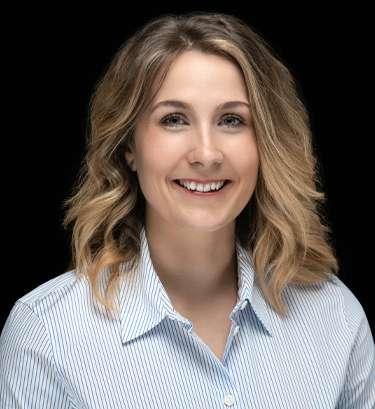 Portrait of Ericka Gross