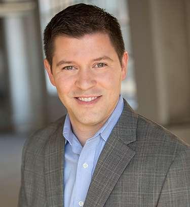 Portrait of Vince Kruse